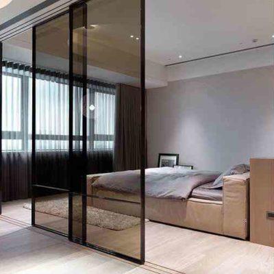 Купить раздвижные стеклянные двери, Раздвижные стеклянные двери под заказ, Раздвижные стеклянные двери в Самаре